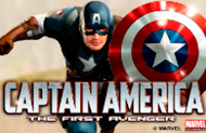 Игровые аппараты Captain America - The First Avenger Scratch